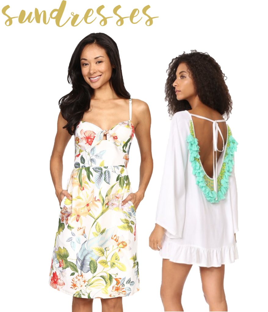 packing for hawaii - sundresses